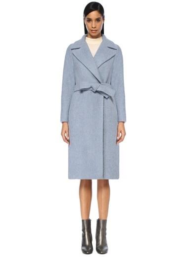 Beymen Collection Palto Mavi